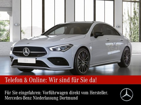Mercedes-Benz CLA 180 AMG EDITION 2020 Night MBUX High-End