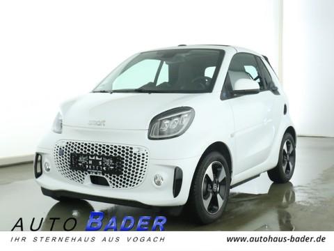 smart ForTwo EQ Cabrio Passion Exclusive 22kW Winter