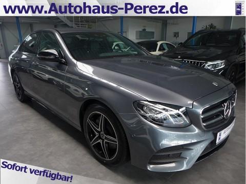 Mercedes-Benz E 220 d AMG NIGHT---HIFI