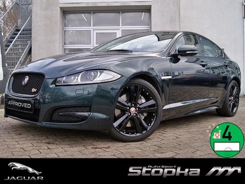 Jaguar XF 3.0 V6 D S 20 Aerodyn Black-P