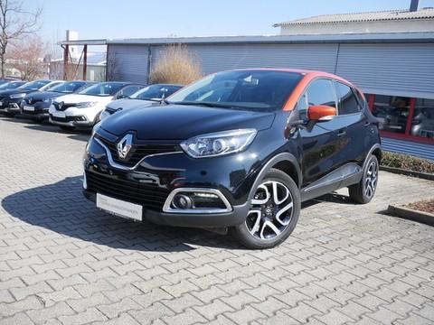 Renault Captur Luxe TCe 120