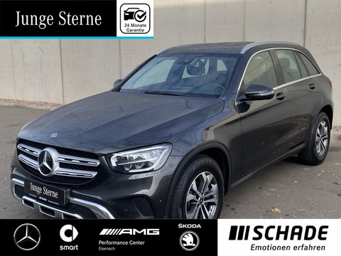 Mercedes-Benz GLC 220 d MBUX Business-Paket