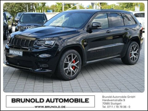 Jeep Grand Cherokee 6.4 l MY17 SRT V8 HEMI