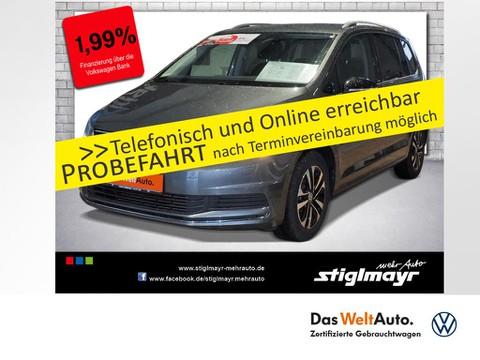Volkswagen Touran 1.5 TSI Comfortline IQ DRIVE