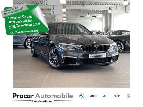 BMW M550 d xDrive Laser DA PA H K Live