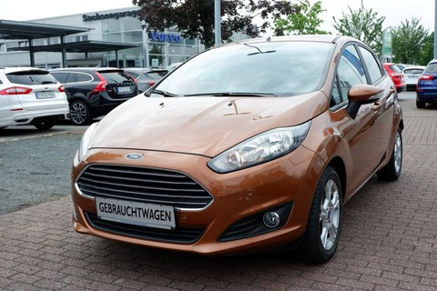 Ford Fiesta 1.0 EcoBoost Edition