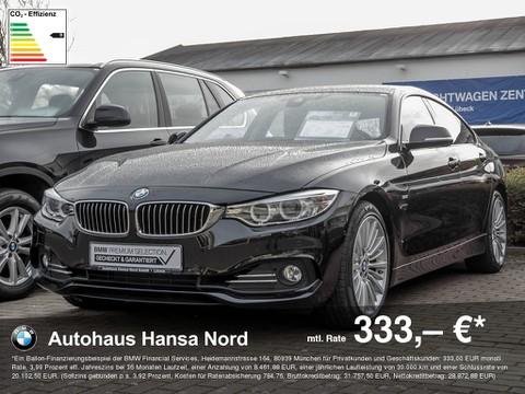 BMW 430 Gran Coupe LUXURY LINE