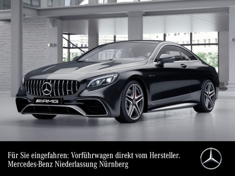 Mercedes-Benz S63 Coupé Sportpaket