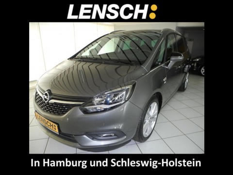 Opel Zafira 1.6 Active Automatik
