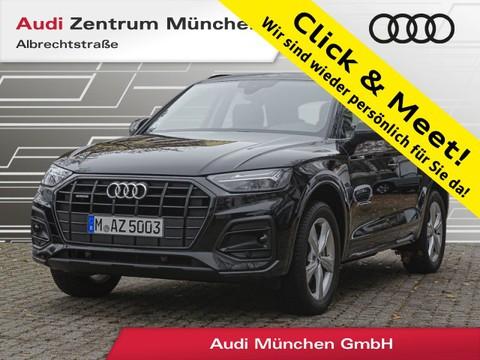 Audi Q5 50 TDI qu advanced plus Assistenz