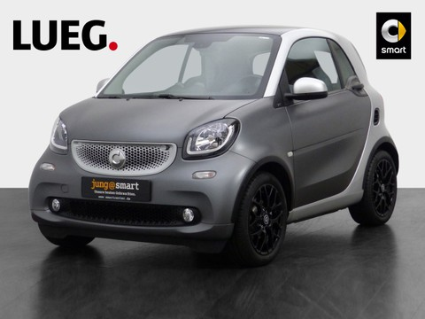 Smart ForTwo Urban COUPE prime