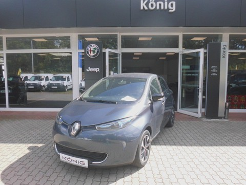 Renault ZOE INTENS Batteriemiete R1 E 50