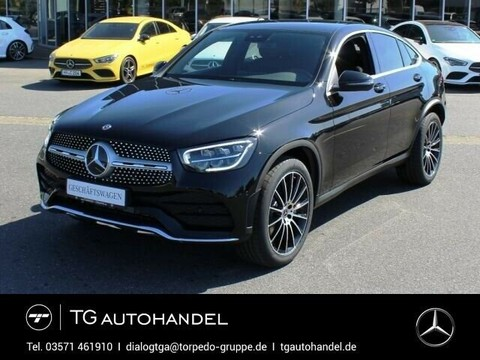 Mercedes GLC 200 Coupé AMG TOTWINK