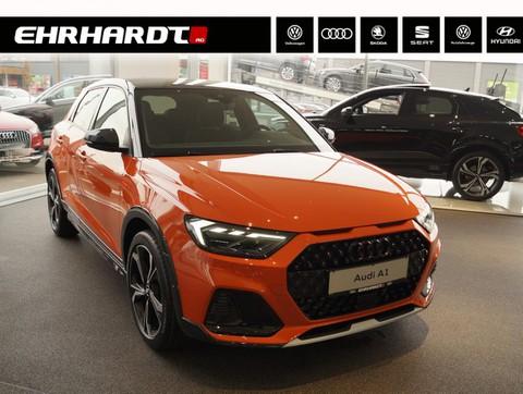 Audi A1 Citycarver EditionOne Rückf