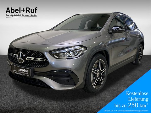 Mercedes-Benz GLA 250 AMG MBUX-HIGH-END ELEKTR HECKKL