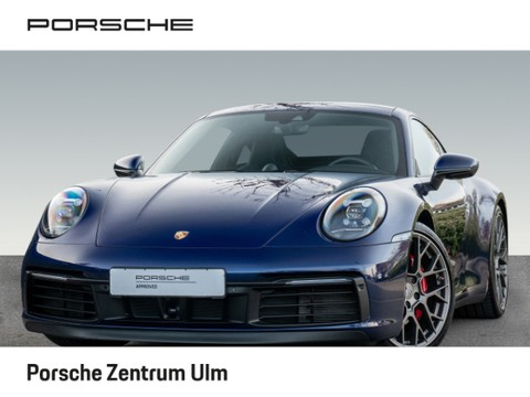 Porsche 992 911 Carrera S Coupe Spurwechselassistent