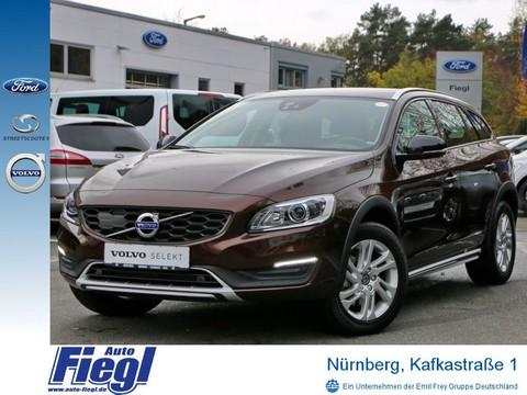 Volvo V60 CC D3 Plus Licht Business Winter Laderaum-Paket