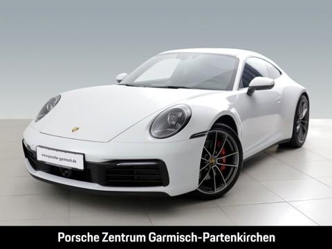 Porsche 992 911 Carrera S Spurhalteass