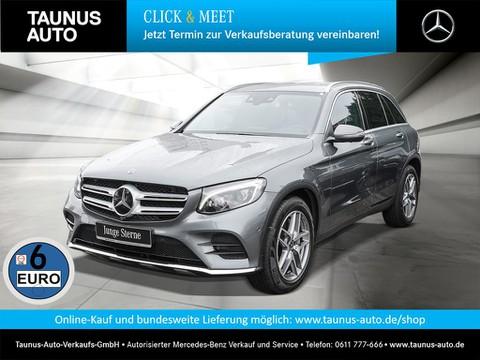 Mercedes-Benz GLC 350 d AMG-LINE