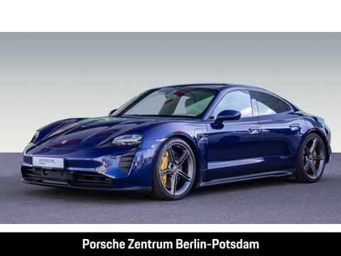 Porsche Taycan 4S Clubleder Burmester