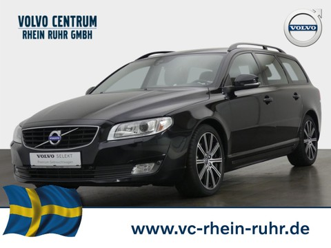 Volvo V70 Black-Edition D5 El
