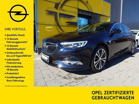 Opel Insignia Dynamic OPC Line