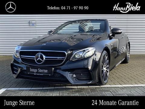 Mercedes-Benz AMG E 53 Night Carb Wide Sitzkl Burm Memo