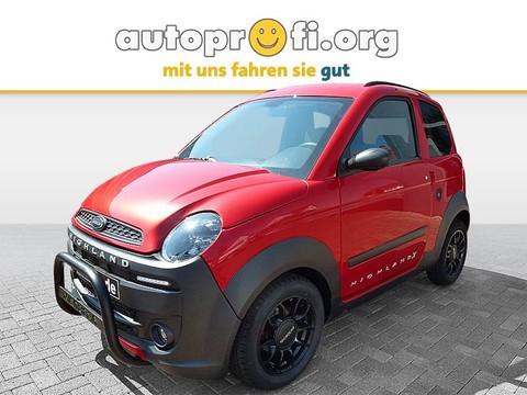 Microcar M.Go Highland X Bundesweite Anlieferung 99 Euro