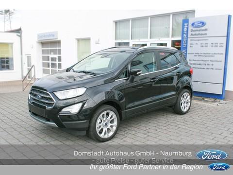 Ford EcoSport 1.0 l EcoBoost Titanium