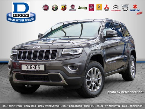 Jeep Grand Cherokee 3.0 V6 Multijet Limited