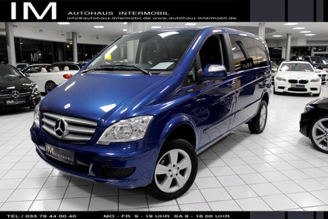 Mercedes Viano 2.2 4 Matic EDITION TISCH