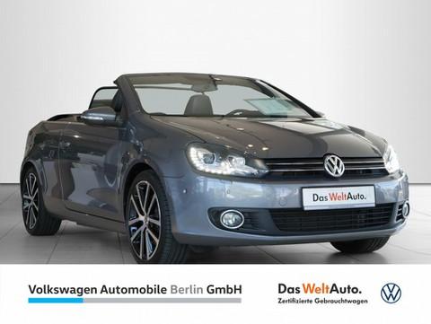 Volkswagen Golf 2.0 TDI VI Cabriolet Exclusive