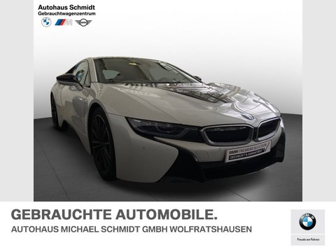 BMW i8 740€ NETTO LEASING LASER 20