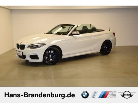 BMW M240i A Cabrio 499 o Anz JETBLACK LCI Adapt FW h k