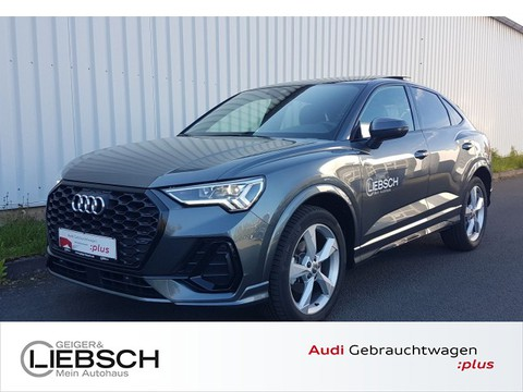 Audi Q3 Sportback 35 TFSI S line VR