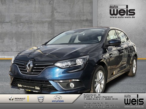 Renault Megane TCe 115 Intens