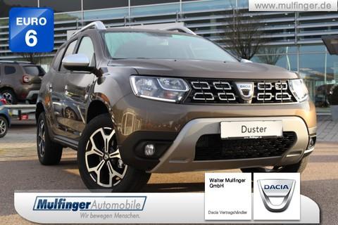 Dacia Duster Prestige dCi 110 4x2 Technik-Pkt