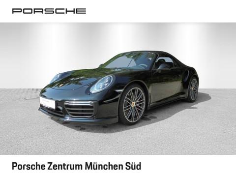 Porsche 991 911 Turbo Cabrio