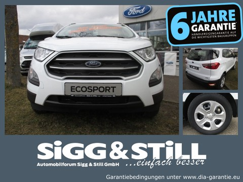 Ford EcoSport 1.0 2018 EcoBoost Trend