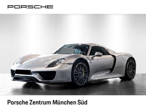 Porsche 918 4.6 Spyder Liftsystem-Vorderachse