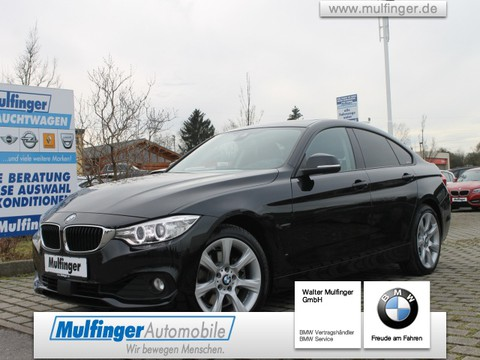 BMW 430 Gran Coupe dA xDr Glasd18