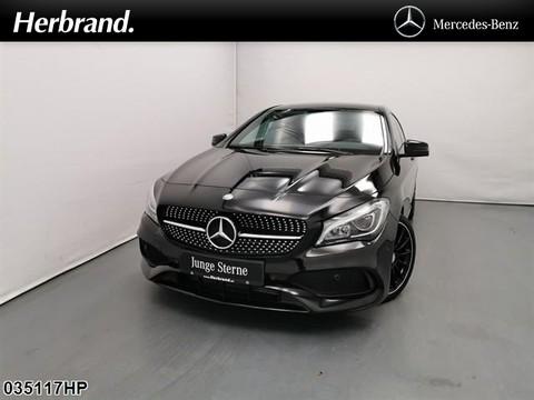 Mercedes-Benz CLA 220 Shooting Brake AMG Line Night-Paket
