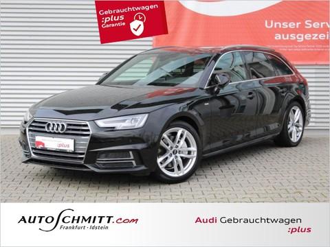 Audi A4 2.0 TDI Avant S line Stadt Paket