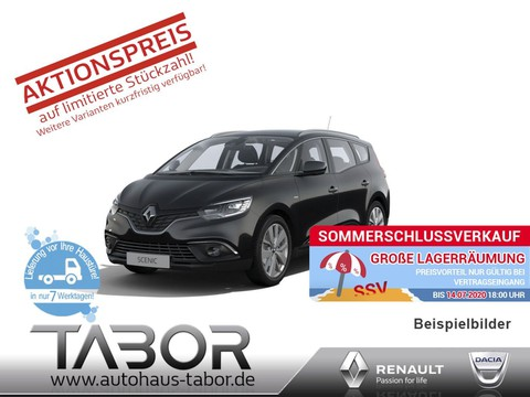 Renault Grand Scenic BUSINESS Edition BLUE dCi 120
