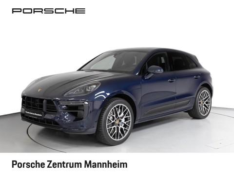 Porsche Macan Turbo SportDesign SportChrono