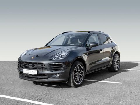 Porsche Macan Lederpaket el klappb