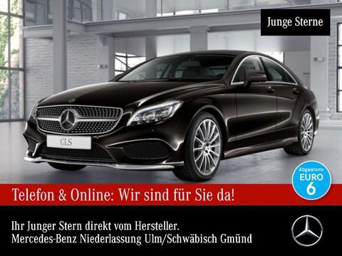 Mercedes-Benz CLS 350 d Cp AMG Airmat Burmester