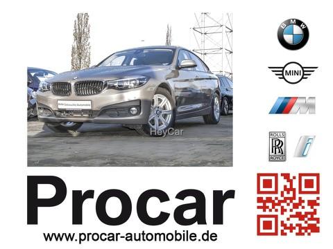 BMW 318 Gran Turismo GT Komfortzg