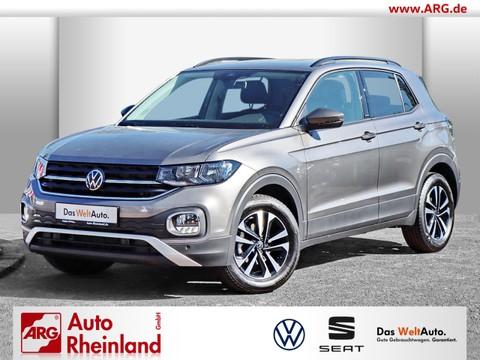 Volkswagen T-Cross 1.6 TDI United Telefonschnittst