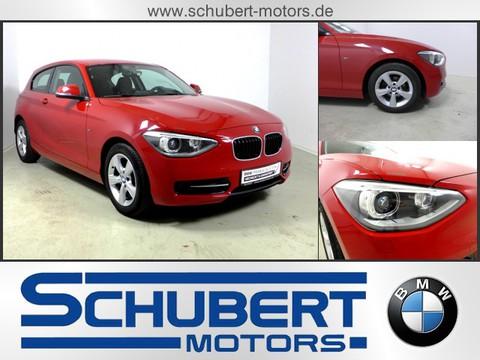 BMW 116 i SPORTLINE